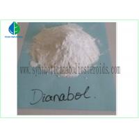 Wholesale CAS 72-63-9 Fat Burning Drugs Steroids Bodybuilding Dianabol Powder Methandienone D Bol from china suppliers