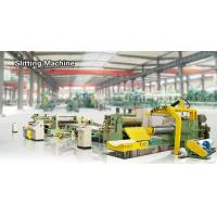 Wholesale High Speed Steel Coil Slitting Line 1400 Mm Semi Automatic Hydraulic Slitting Line from china suppliers
