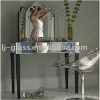 Buy cheap Mirrored Bedroom Table Dressers Sidetable Home & Hotel Accessories from wholesalers
