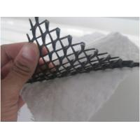 Wholesale PP / PET Geotextile 3D HDPE Geocomposite Drainage Net for Filtration from china suppliers