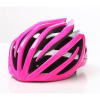 Wholesale Pink Color Road Cycling Helmets With 24 Air Cooling Vents CE CPSC from china suppliers