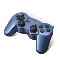 Wholesale Pc Gaming Wireless Playstation Controller For Multi Platform , PC / PS2 / PS3 Dual Shock Gamepad from china suppliers