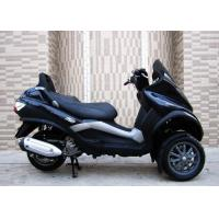 Wholesale 250cc Black Tri Wheel Motorcycle With Windshield Rear Box / CVT Transmission from china suppliers