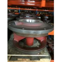 Buy cheap Carbon steel , copper alloy rear cover water pump covers ISO , EN , GB from wholesalers