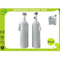 Wholesale Excimer Lasers Xecl Hydrogen Monochloride Odorless with CGA679 Valve from china suppliers