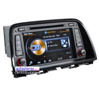 Wholesale 8 Inch Japanese Car Stereo DVD Player for Mazda , Bluetooth Car Stereo from china suppliers