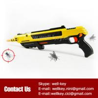 Buy cheap BUG A Salt Gun scatterload Kill The Mosquitoes or Flies Salt Gun In Home from wholesalers