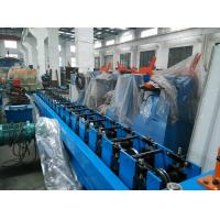 Wholesale Solar Rack Cold Roll Forming Machine Q195 / Q235 Carbon Steel from china suppliers