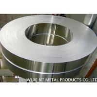 Wholesale 2mm - 600mm Width AISI SUS 304 Stainless Steel Strip For Machine Industry from china suppliers