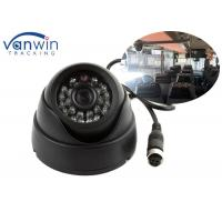 Buy cheap Plastic Housing Indoor 2mp IR Car Dome Camera 1080p HD Security CCTV Cameras for Bus from wholesalers