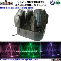 Wholesale Disco LED Moving Head Beam Light Portable LED Moving Head Wash from china suppliers
