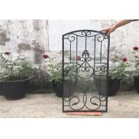 Wholesale Mosaic Classical Wrought Iron Glass Agon Filled 15.5*39.37 Size Oval Shaped from china suppliers