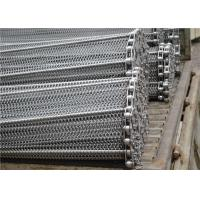 Wholesale Stainless Steel Mesh Conveyor Belt , Horseshoe Wire Mesh Heat Resistance from china suppliers