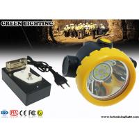 Wholesale 90 Lum Wireless Rechargeable LED Headlamp 2200mAH Battery WF2 Corrosion Proof from china suppliers