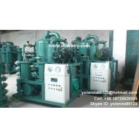 Vacuum HV oil purifier | High voltage oil filtering machine | Insualtion Oil Processing