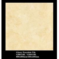 Buy cheap Glossy Porcelain tiles SJ6011BL from wholesalers