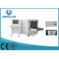 Wholesale SF - 6550 Airport Security Baggage Scanner With Friendly Interface ISO 9001 Certification from china suppliers