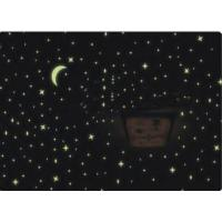Wholesale Glow in the Dark Moon Stars Wall Bed Stickers Decal Baby Kid Home Room Nursery from china suppliers