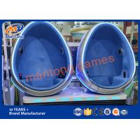 Wholesale 3 Glasses Egg Machine Simulator , Virtual Reality Simulator Games MT-VR002 from china suppliers