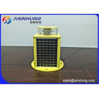 Wholesale 256 Flashing Rate Solar Powered LED Marine Signal Lantern for Safe Navigation from china suppliers