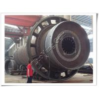 Quality Steel Castings Slag Heavy Machinery Parts , Large Size Steel Casting Parts for sale