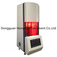Buy cheap Computer Control Rubber Rheometer / Rotorless Rheometer With ISO 6502 from wholesalers