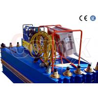 Wholesale Portable Rubber Conveyor Belt Vulcanizing Press , 800mm Hot Splicing Machine from china suppliers