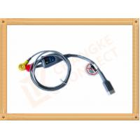 Wholesale 2 Lead Ecg Lead Cable FTC-3 DB9 Pin With Accurate Measurement , Non - Toxic from china suppliers
