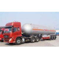 Wholesale Anti - Wave Baffles Fuel Tanker Semi Trailer Low Maintenance High Strength Steel Plate from china suppliers