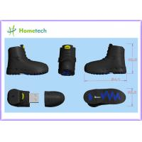 Wholesale Rubber 2GB 4GB Customized Usb Flash Drive Shoe-Shaped for student from china suppliers