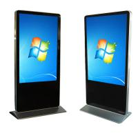 Wholesale Lobby Advertising Digital Signage Totem Touch Screen LCD Display Kiosk from china suppliers