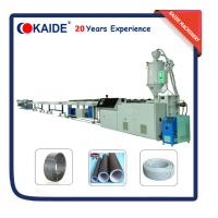 Wholesale PEX-B Pipe Making Machine with High speed/China PEXB pipe extrusion line 16mm-63mm from china suppliers
