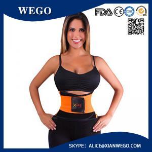 Buy cheap Xtreme Power Belt Fitness Body Shaper Orange Miss Waist Trainer from wholesalers