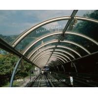 Wholesale 3mm to 19mm Bending tempered glass, bending toughened glass with ISO, CE , AS2208, Certificates from china suppliers