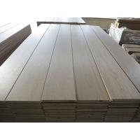 Buy cheap brushed Russian White Oak Engineered Wood Flooring--A/B grade from wholesalers