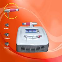 Wholesale White Shockwave Therapy Machine CE Approval Portable Shockwave Therapy Device from china suppliers
