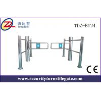 Wholesale Exit / entrance Turnstile Barrier Gate with RS485 for Gateway Guard , Charge Management from china suppliers