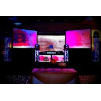 Wholesale SMD 3528 4.8mm Indoor Rental LED Display , led full color display from china suppliers