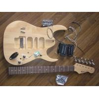 Wholesale 39 inch Ibanez Type DIY Electric Guitar Kits / Semi Finished Guitar Kit AG-IB1 from china suppliers