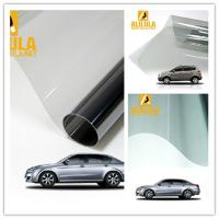 Quality UV 99% reduction plastic self-adhesive sputtering window film for car in 1.52*30m for sale