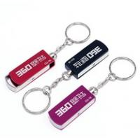 Wholesale 512MB, 1GB, 2GB, 4GB, 8GB,16GB  USB 2.0 Stick New metal bullet usb flash drive with keychain from china suppliers
