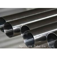 Buy cheap ASTM A270 Polished Tube SS 316L Stainless Steel Sanitary Pipe Matte Polished from wholesalers