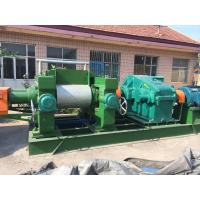 Wholesale Tyre Recycling Crusher/Rubber Tire Crusher Equipment/Waste Tyre Recycling machine Tyre Crusher from china suppliers