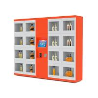 Wholesale 24/7 Intelligent Remote Control Electronic Locker System Retail Vending Machines from china suppliers