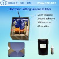 Quality Electronic Potting Silicone Rubber of HY-9055 for sale