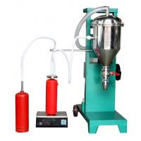 Wholesale fire extinguisher dry powder filling machine /GFM16-1 automatic dry powder filling machine from china suppliers