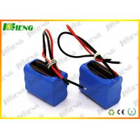 Wholesale 6S1P 22.2V 3000Mah 18650 Rechargeable Battery Pack With BMS from china suppliers