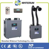 Wholesale Solder Welding Fume Extractor , Fume Eliminator with Digital Display from china suppliers