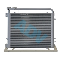Buy cheap Chinese Manufacturer Custom Design Aluminium Bar Plate Heat Exchanger For from wholesalers