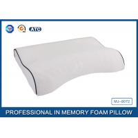 Buy cheap Super Comfort Customized Visco Memory Foam Massage Pillow , Density 45-50D from wholesalers